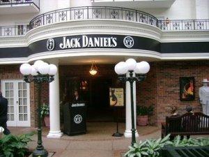 The Jack Daniels Tasting Room