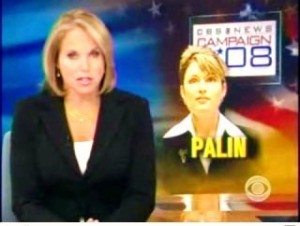 Katie Couric's Palin Hatchet Job